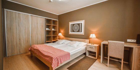 Bedroom for seniors