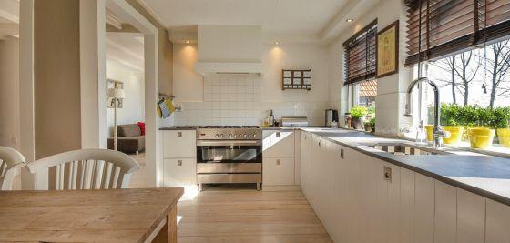Kitchen for seniors