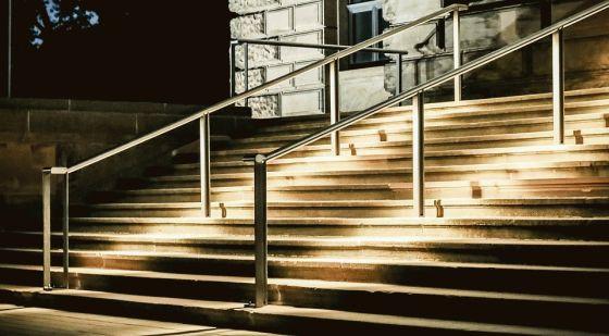 Staircases for seniors