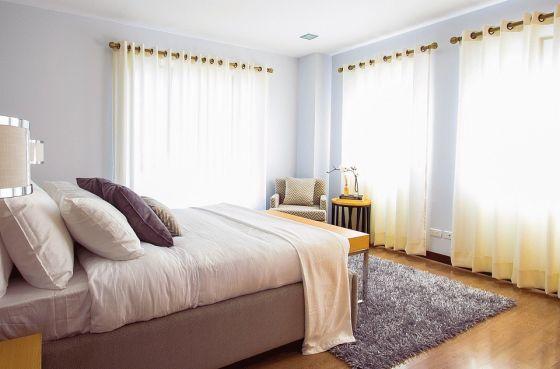 Comfortable Bedroom Environment