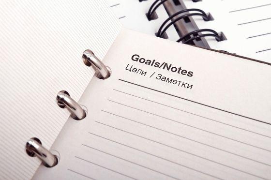 Write down business goals