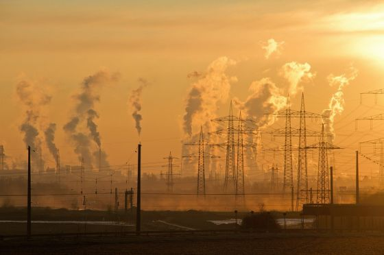 Air Pollution Caused by Industries