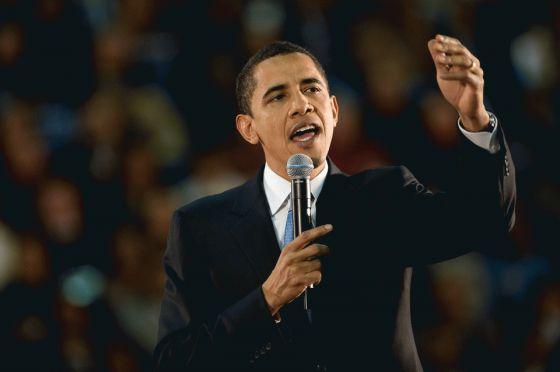 President Obama Public Speaking