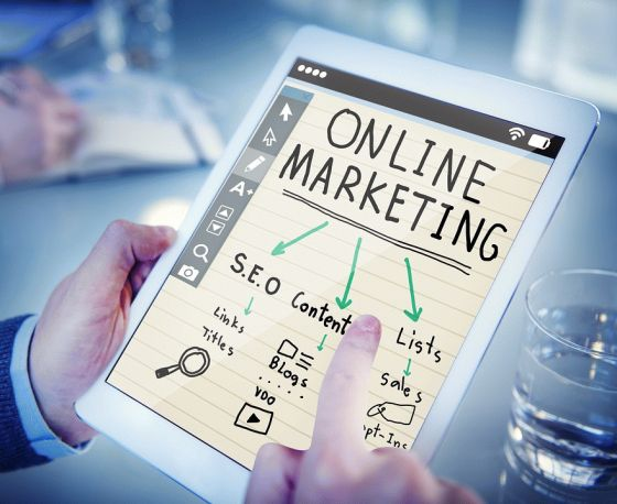 Search Engine Optimization and Online Marketing