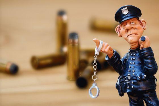 Police Arrest and Unlawful Possession of Ammunitation
