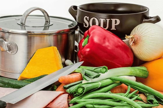 Healthy Things to Eat for Lunch - Soup
