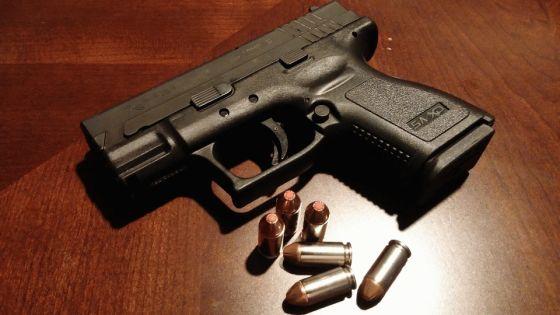 .32 Caliber and a 9mm Gun