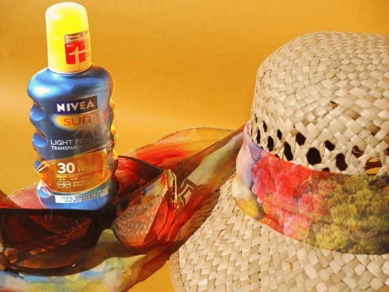 Sunscreen SPF Protection