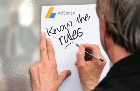 Comply with Google Adsense Publishers' Rules