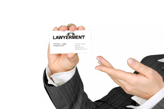 Networking - Get Their Business Card