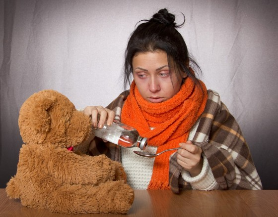 Sick Day: Bad Cold or Caught the Flu