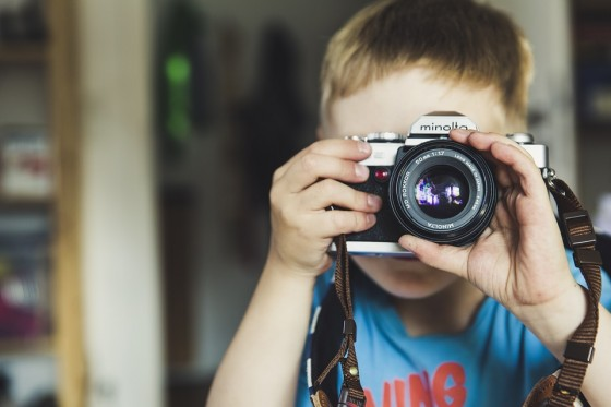 Never Carry With In Your Wallet or Purse - Photos of your kids