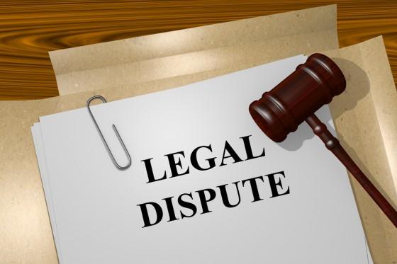 Legal Dispute