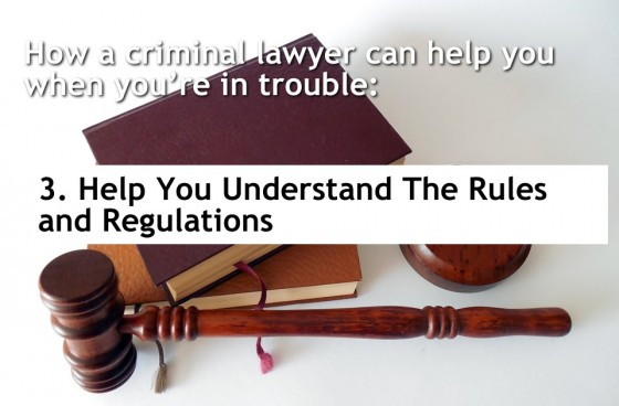 Help You Understand The Rules and Regulations