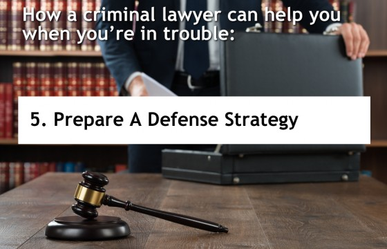 Prepare A Defense Strategy