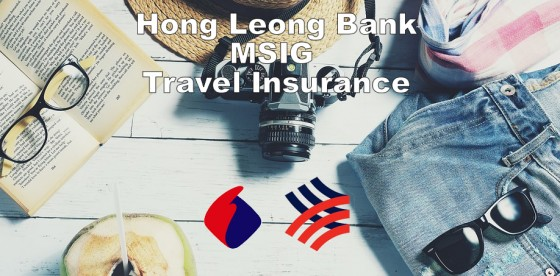 Hong Leong Bank MSIG Travel Insurance