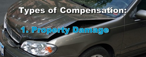 Types of Compensation: Property Damage