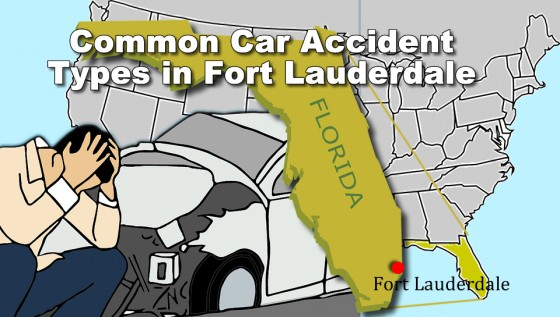 Common Car Accident Types in Fort Lauderdale