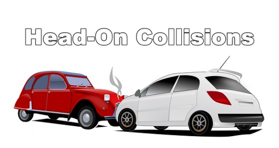 Car Accident Types: Head-On Collisions