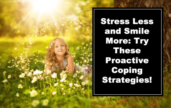 Stress Less and Smile More