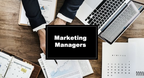 Highest Paying Jobs in the US #9 Marketing Managers