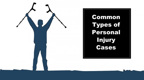 Common Types of Personal Injury Cases