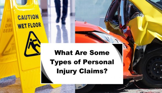 What Are Some Types of Personal Injury Claims