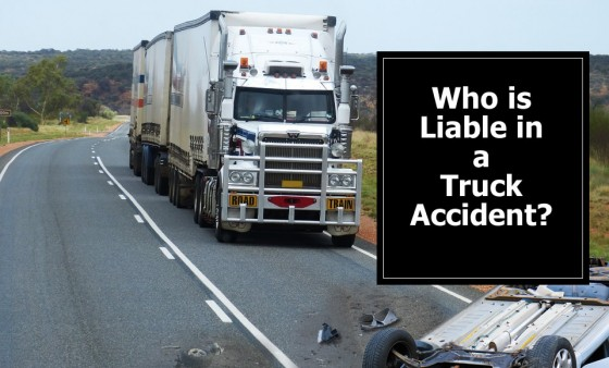 Who is Liable in a Truck Accident