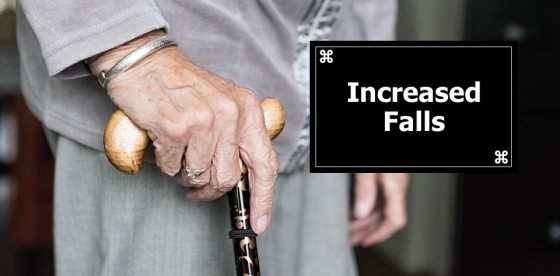 Signs of Bad Care: Increased Falls