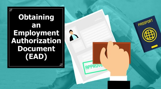 Obtaining an Employment Authorization Document (EAD)