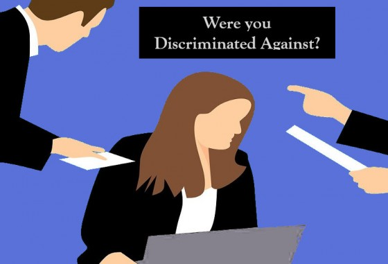 Were you Discriminated Against