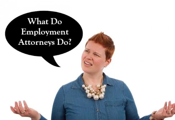 What Do Employment Attorneys Do