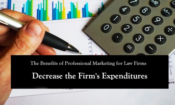 Decrease the Firm's Expenditures