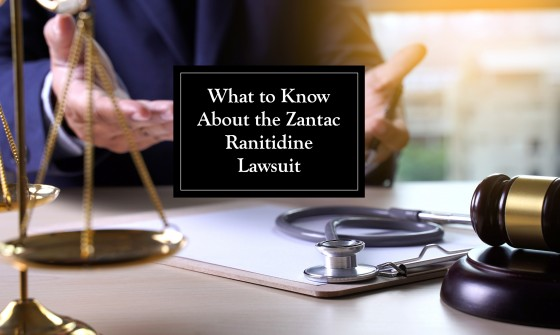 What to Know About the Zantac Ranitidine Lawsuit