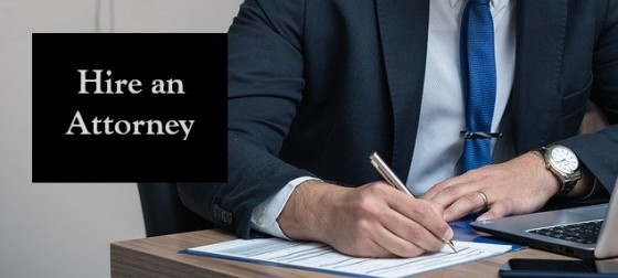 Hire an Attorney