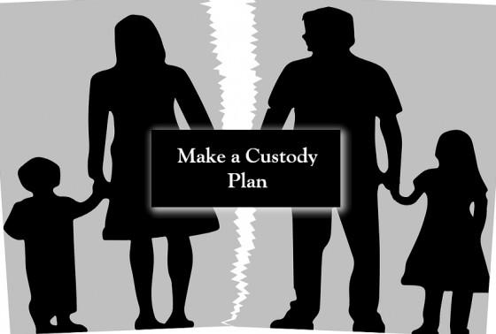 Make a Custody Plan