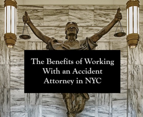 The Benefits of Working With an Accident Attorney in NYC