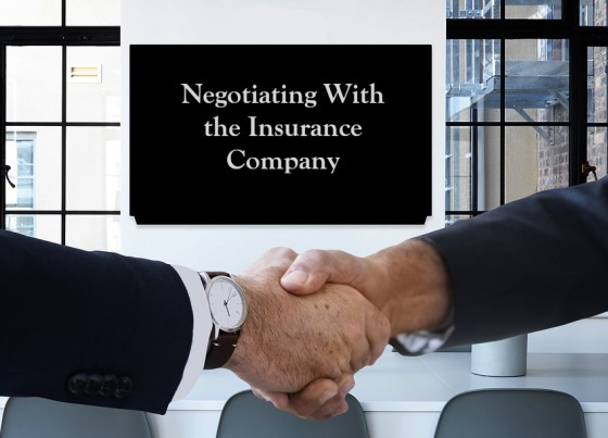 Negotiating With the Insurance Company