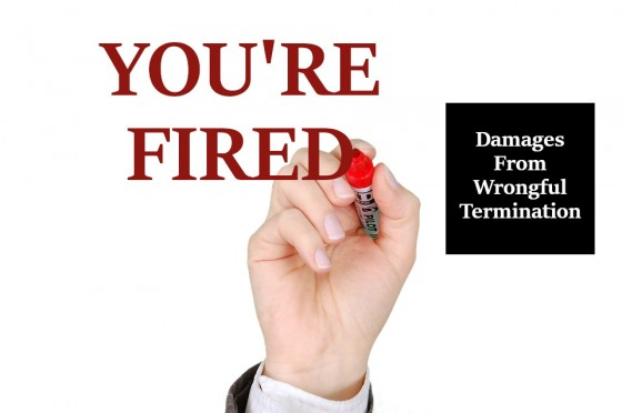 Damages From Wrongful Termination