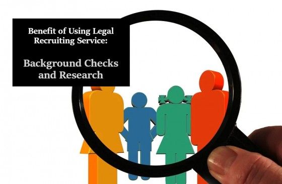 Background Checks and Research