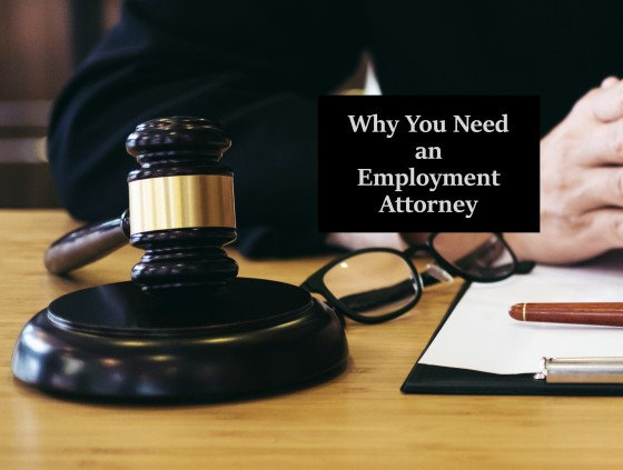 Why You Need an Employment Attorney