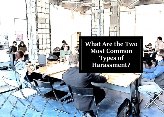 What Are the Two Most Common Types of Harassment
