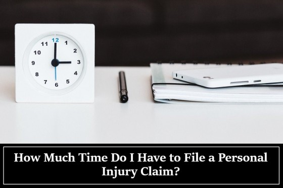 How Much Time Do I Have to File a Personal Injury Claim