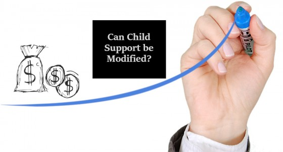 Can Child Support be Modified