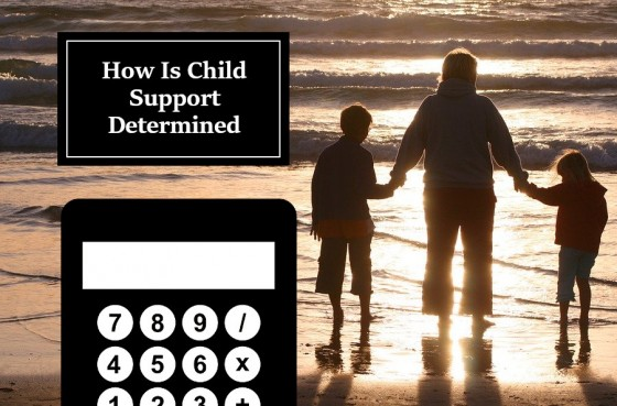 How Is Child Support Determined