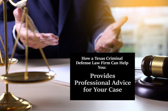 A Criminal Defense Lawyer Can Provide Professional Advice for Your Case