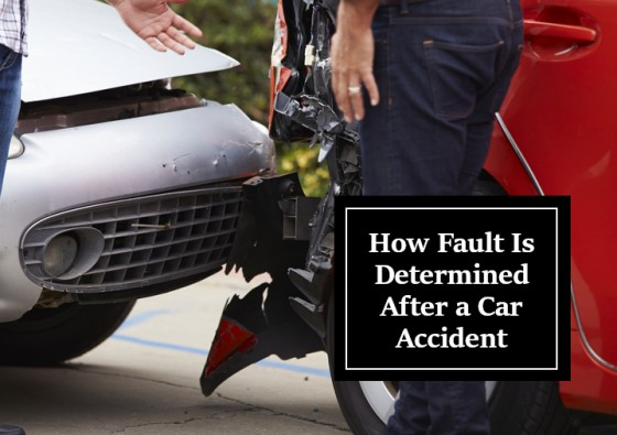How Fault Is Determined After a Car Accident