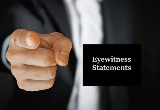 Eyewitness Statements