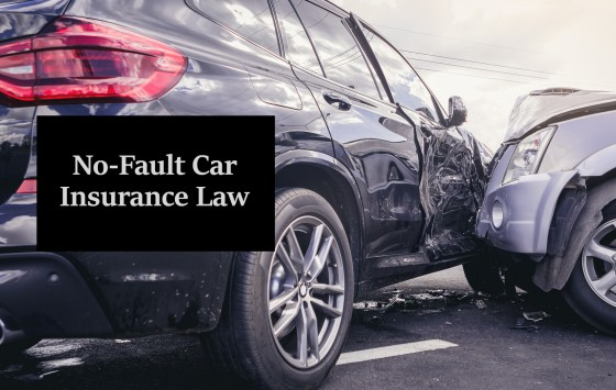 No-Fault Car Insurance Law