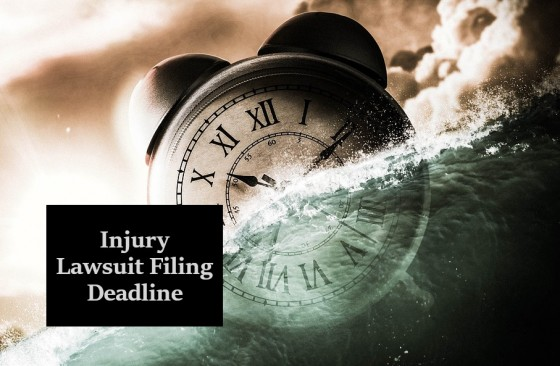 Injury Lawsuit Filing Deadline